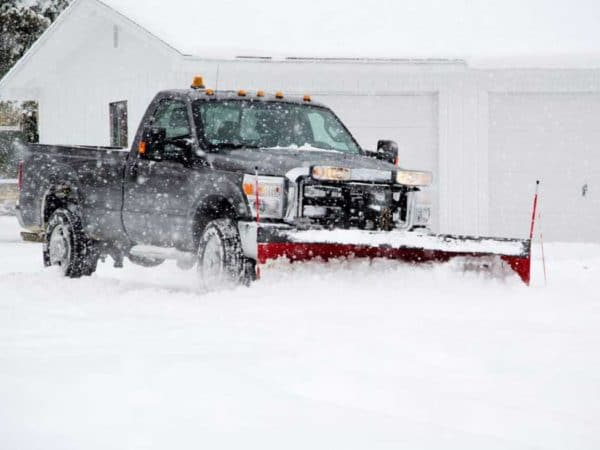 One Stop Property Maintenance Snow and Ice Management
