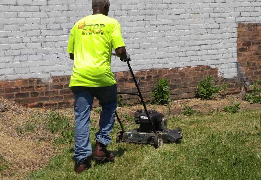 One Stop Property Maintenance turf maintenance